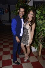 Sharman Joshi, Sana Khan at May I come in Madam on location in Mumbai on 28th Nov 2016 (62)_583d29304a57f.JPG