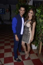 Sharman Joshi, Sana Khan at May I come in Madam on location in Mumbai on 28th Nov 2016 (64)_583d2930e0aee.JPG