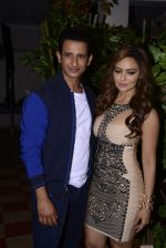 Sharman Joshi, Sana Khan at May I come in Madam on location in Mumbai on 28th Nov 2016 (67)_583d293241770.JPG