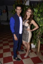 Sharman Joshi, Sana Khan at May I come in Madam on location in Mumbai on 28th Nov 2016 (70)_583d2932e28ff.JPG