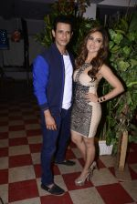 Sharman Joshi, Sana Khan at May I come in Madam on location in Mumbai on 28th Nov 2016 (72)_583d293395307.JPG