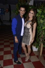 Sharman Joshi, Sana Khan at May I come in Madam on location in Mumbai on 28th Nov 2016 (63)_583d28e1aba8d.JPG