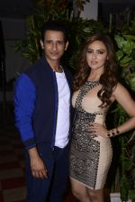 Sharman Joshi, Sana Khan at May I come in Madam on location in Mumbai on 28th Nov 2016 (68)_583d28f708ab7.JPG