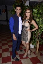 Sharman Joshi, Sana Khan at May I come in Madam on location in Mumbai on 28th Nov 2016 (69)_583d28e2ceac2.JPG