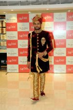 Rohit Khandelwal  felicitated by Brand Mebaz On Winning Mr.World-2016 on 29th Nov 2016 (27)_583e70de85610.jpg