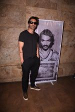 Arjun Rampal watches daddy teaser on 30th Nov 2016 (11)_583fc9413c9f7.JPG