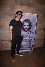 Arjun Rampal watches daddy teaser on 30th Nov 2016 (13)_583fc9425df71.JPG