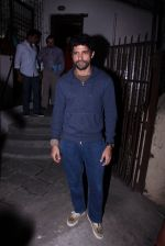 Farhan Akhtar at Recording Studio on 30th Nov 2016 (3)_583fca098531c.JPG