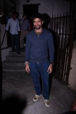 Farhan Akhtar at Recording Studio on 30th Nov 2016 (4)_583fca0a2b96d.JPG
