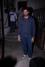 Farhan Akhtar at Recording Studio on 30th Nov 2016 (5)_583fca0ab1dc9.JPG