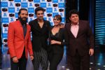 Huma Qureshi and Saqib Saleem on ZEE TV_s Yaaron Ki Baraat on 30th Nov 2016 (5)_583fc01e1cc95.JPG