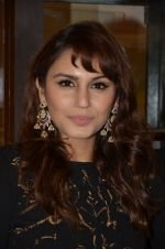 Huma Qureshi at Payal Singhal, Shaheen Abbas, Nisha Jhangiani trunk show on 1st Dec 2016 (247)_58411b20c2f30.JPG