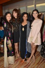 Huma Qureshi at Payal Singhal, Shaheen Abbas, Nisha Jhangiani trunk show on 1st Dec 2016 (255)_58411b26bd045.JPG