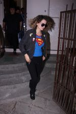 Kangana Ranaut snapped post rangoon dubbing on 1st Dec 2016 (1)_584113c63dbf5.JPG