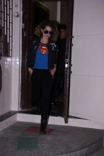 Kangana Ranaut snapped post rangoon dubbing on 1st Dec 2016 (9)_584113d073b2b.JPG