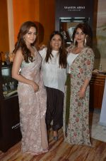 Sana Khan at Payal Singhal, Shaheen Abbas, Nisha Jhangiani trunk show on 1st Dec 2016 (355)_58411bca33252.JPG