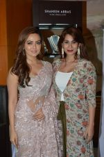 Sana Khan at Payal Singhal, Shaheen Abbas, Nisha Jhangiani trunk show on 1st Dec 2016 (351)_58411bc795c91.JPG