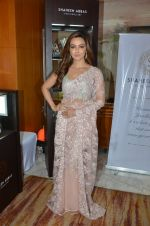 Sana Khan at Payal Singhal, Shaheen Abbas, Nisha Jhangiani trunk show on 1st Dec 2016 (360)_58411bcd146d4.JPG