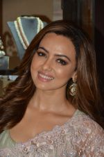 Sana Khan at Payal Singhal, Shaheen Abbas, Nisha Jhangiani trunk show on 1st Dec 2016 (374)_58411bd4aa0ec.JPG