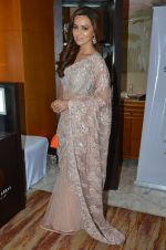 Sana Khan at Payal Singhal, Shaheen Abbas, Nisha Jhangiani trunk show on 1st Dec 2016 (375)_58411bd5462ec.JPG