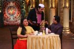 Sanjeev Kapoor, Surveen Chawla and Mudassar Khan grace the stage of COmedy Nights Bachao Taaza  (3)_58411493e56c9.jpg