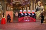 Sanjeev Kapoor, Surveen Chawla and Mudassar Khan grace the stage of COmedy Nights Bachao Taaza  (7)_58411494c0f96.jpg