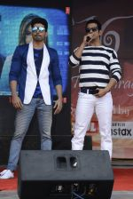 Gurmeet Choudhary, Sharman Joshi at Wajah Tun Ho promotions on 2nd Dec 2016 (56)_58423a628ad32.JPG