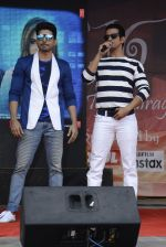 Gurmeet Choudhary, Sharman Joshi at Wajah Tun Ho promotions on 2nd Dec 2016 (57)_58423a6358004.JPG