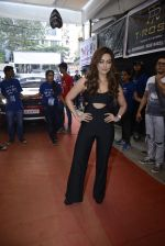Sana Khan at Wajah Tun Ho promotions on 2nd Dec 2016 (3)_584239e1ce95c.JPG