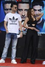 Sana Khan, Vishal Pandya at Wajah Tun Ho promotions on 2nd Dec 2016 (60)_58423a3334c33.JPG