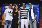 Sana Khan, Vishal Pandya, Gurmeet Choudhary, Sharman Joshi at Wajah Tun Ho promotions on 2nd Dec 2016 (109)_58423a63e2622.JPG