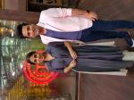 Vidya Balan promoted Kahaani 2 on masterchef set. seen here with Kunal Kapur_584234356bb77.jpg