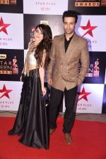 Aamir Ali, Sanjeeda Sheikh at 22nd Star Screen Awards 2016 on 4th Dec 2016 (55)_584538e65a90e.JPG