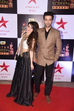 Aamir Ali, Sanjeeda Sheikh at 22nd Star Screen Awards 2016 on 4th Dec 2016 (56)_584538e78ec94.JPG