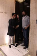 Aishwarya Rai Bachchan, Abhishek Bachchan at Manish  Malhotra bash on 4th Dec 2016 (158)_584530d117ec0.JPG