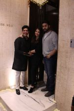 Aishwarya Rai Bachchan, Abhishek Bachchan at Manish  Malhotra bash on 4th Dec 2016 (162)_584530d356d47.JPG