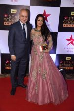 Anupam Kher at 22nd Star Screen Awards 2016 on 4th Dec 2016 (33)_584538f663441.JPG