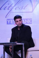 Karan Johar at Times Literature fest on 3rd Dec 2016 (87)_5845120a61437.JPG