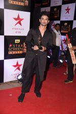 Sushant Singh Rajput at 22nd Star Screen Awards 2016 on 4th Dec 2016 (201)_584539c2a0726.JPG