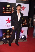 Tiger Shroff at 22nd Star Screen Awards 2016 on 4th Dec 2016 (211)_58453a08109a0.JPG