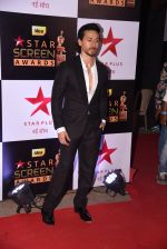 Tiger Shroff at 22nd Star Screen Awards 2016 on 4th Dec 2016 (212)_58453a08baaa8.JPG