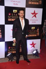 Tiger Shroff at 22nd Star Screen Awards 2016 on 4th Dec 2016 (214)_58453a0b68fee.JPG