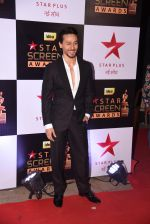 Tiger Shroff at 22nd Star Screen Awards 2016 on 4th Dec 2016 (215)_58453a0c4ec95.JPG