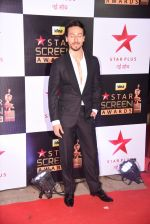 Tiger Shroff at 22nd Star Screen Awards 2016 on 4th Dec 2016 (216)_58453a0d41596.JPG