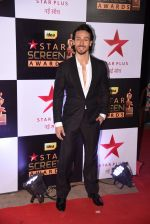 Tiger Shroff at 22nd Star Screen Awards 2016 on 4th Dec 2016 (219)_58453a0f48bf6.JPG