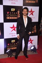 Tiger Shroff at 22nd Star Screen Awards 2016 on 4th Dec 2016 (220)_58453a0fee381.JPG