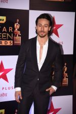 Tiger Shroff at 22nd Star Screen Awards 2016 on 4th Dec 2016 (222)_58453a113f2c9.JPG