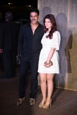Akshay Kumar, Twinkle Khanna at Manish Malhotra�s 50th birthday bash hosted by Karan Johar on 5th Dec 2016 (661)_584682f18ca5e.JPG