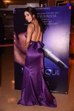 Alankrita Sahai at the launch of Himesh Reshammiya & Lulia Vantur�s album Aap Se Mausiiquii on 5th Dec 2016 (87)_584668357de56.jpg