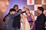 Amitabh Bachchan unveils Himesh Reshammiya & Lulia Vantur�s album Aap Se Mausiiquii on 5th Dec 2016 (48)_584668e42e197.jpg